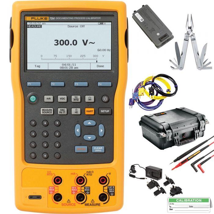 fluke-754 process calibrator