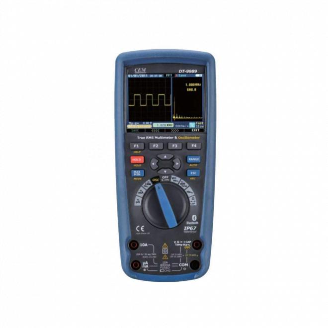 CEM DT-9989 Multimeter