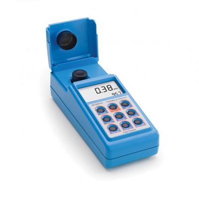 Hanna HI 93414 Turbidity and Chlorine Portable Meter