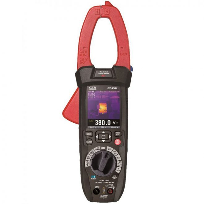CEM-DT-958-Clamp-Meter-with-built-in-Thermal-Imaging-Camera