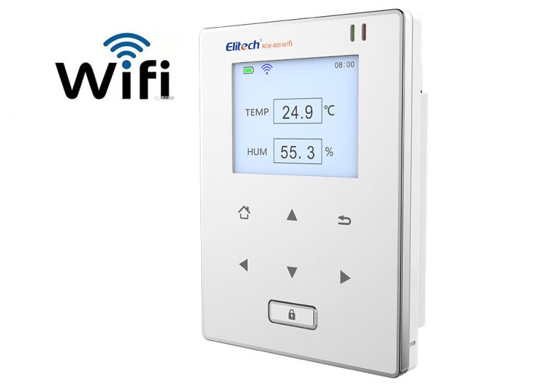 Elitech RCW-800 wifi Temperature and Humidity Data Logger Wireless Remote Monitor 1