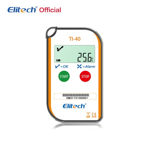 Elitech TI-40 LCD Temperature Electronic Indicator