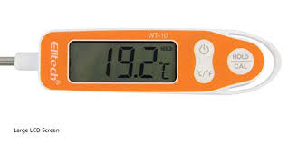 Elitech WT-10 Meat Digital Thermometer 2