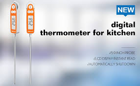 Elitech WT-9A Thermometer Digital Display Temperature 3