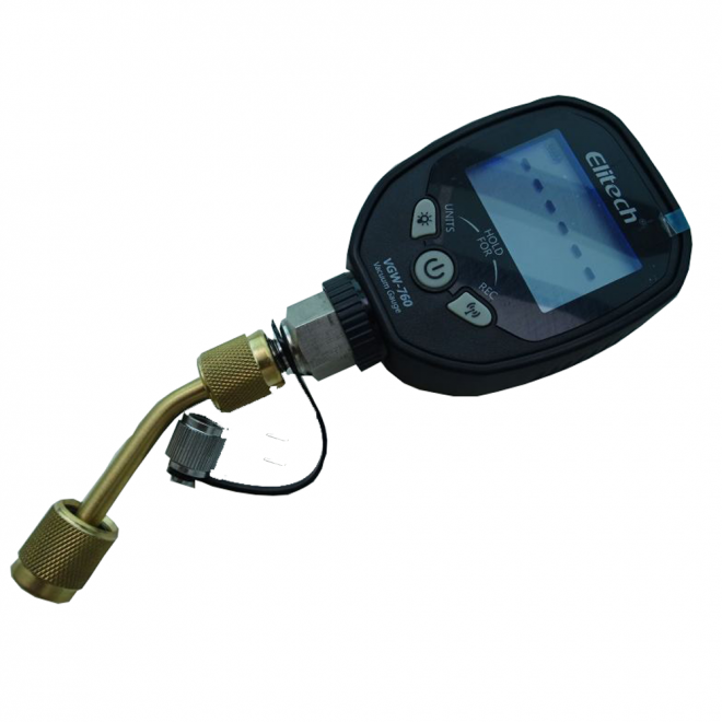 Elitech VGW 760 Digital Vacuum Gauge
