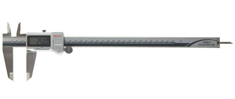 Mitutoyo 500-704-10 ABSOLUTE Coolant Proof IP67 Vernier Caliper