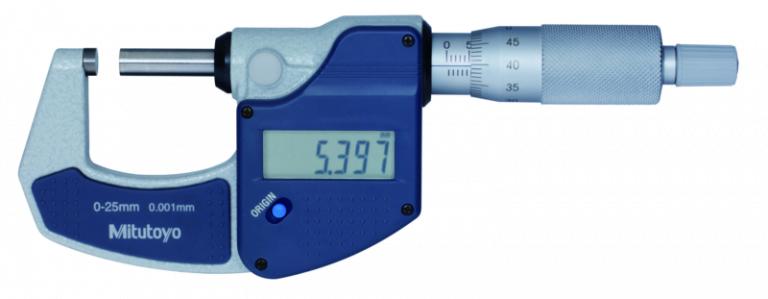 MITUTOYO 293-821-30 Digital Micrometers