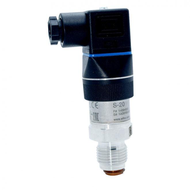 Wika S 20 Superior Pressure Transmitter