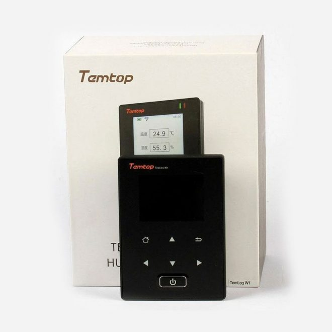 Temtop TemLog W1