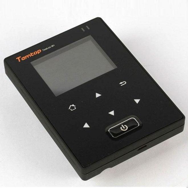 Temtop Wifi Temperature Data Logger