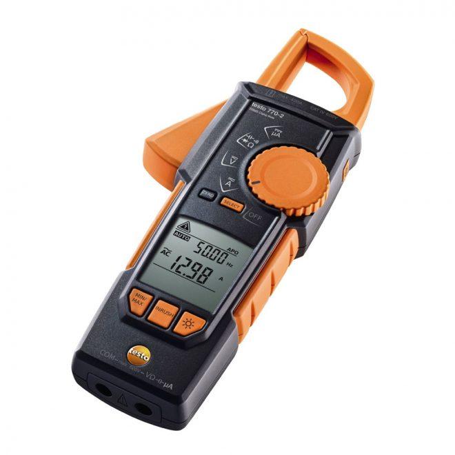 Testo 770-2 Digital Clamp meter 1