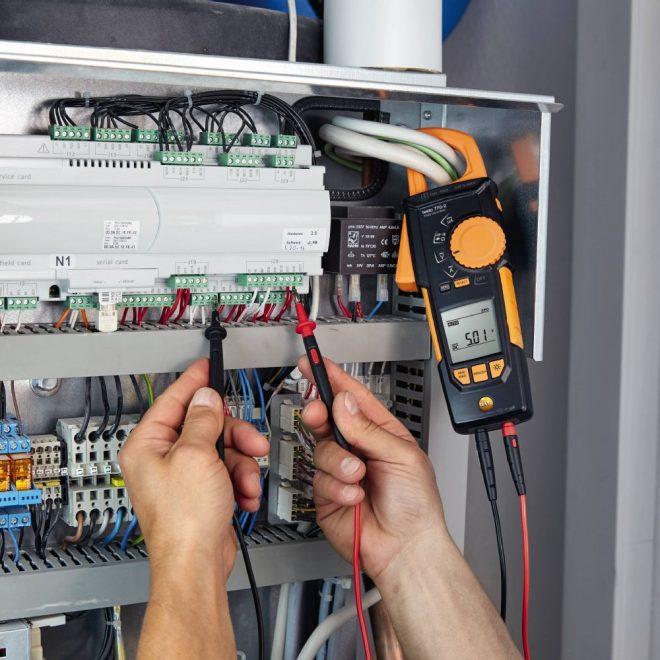 Testo 770-2 Digital Clamp meter 4