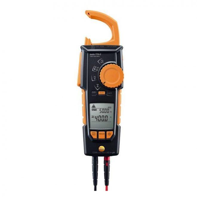Testo 770-2 Digital Clamp meter