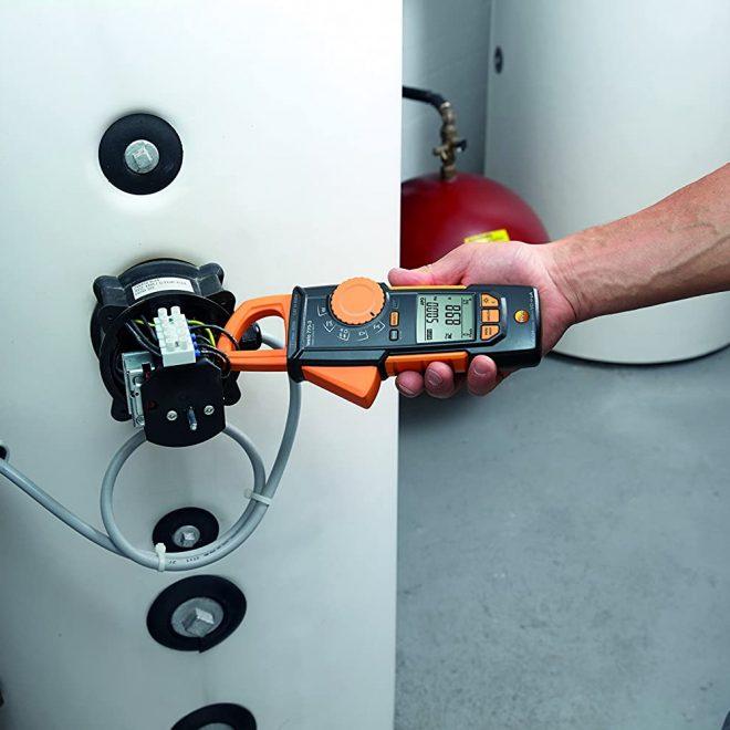 Testo 770-3 bluetooth Digital Clamp meter 5