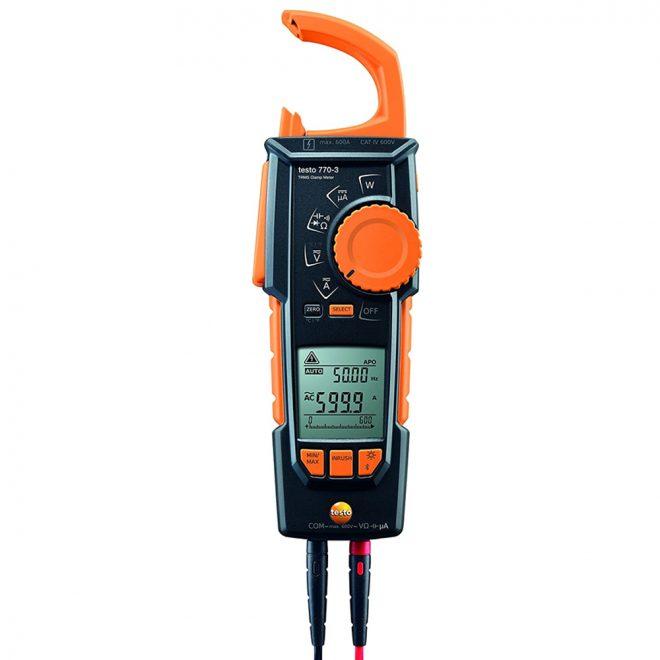Testo 770-3 bluetooth Digital Clamp meter