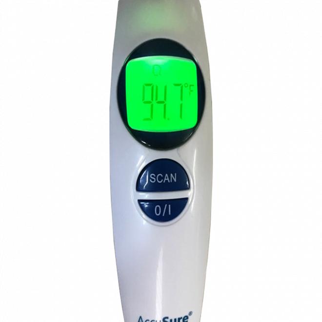 Body temperature thermometer