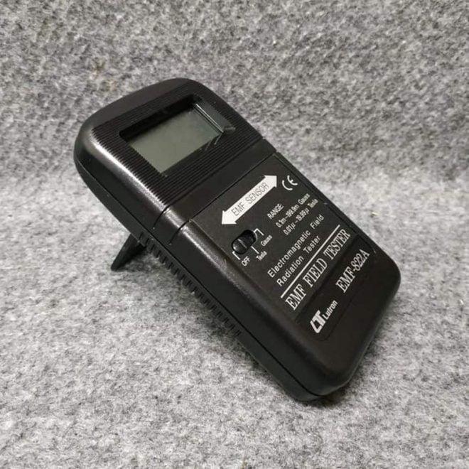 Lutron 822 A Digital Electromagnetic field Tester
