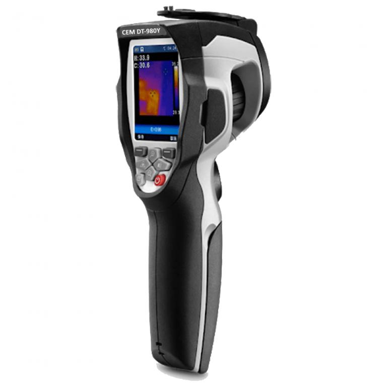Cem Dt 980Y Thermal Imager