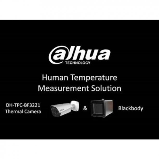 Dahua Thermal Body Temperature Monitoring Solution