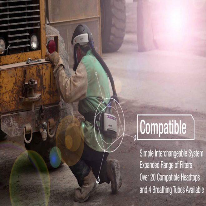 3M™ Versaflo™ TR-300 Powered Air Purifying Respirator