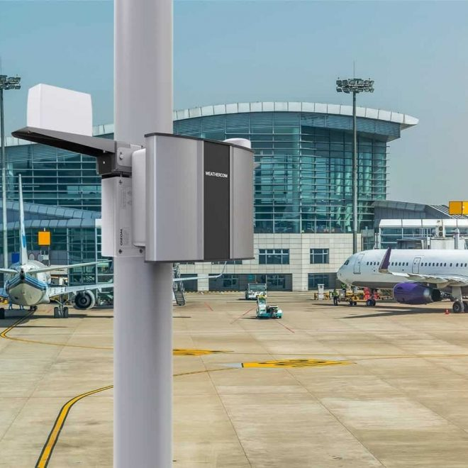 Airports-Seaports-Monitoring-With-IoT-Based-Weather-Monitoring-Device-Oizom-Weathercom-Pro