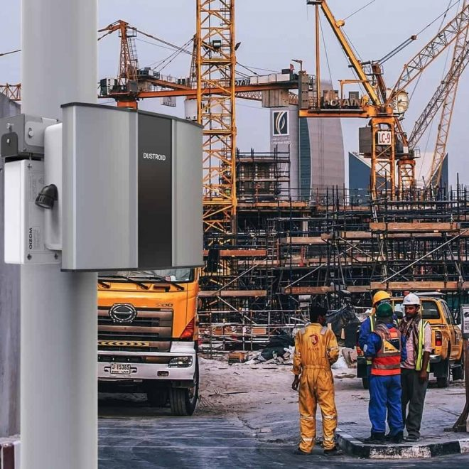 Construction-Site-Air-Particulate-Monitor-Oizom-Dustroid-Smart