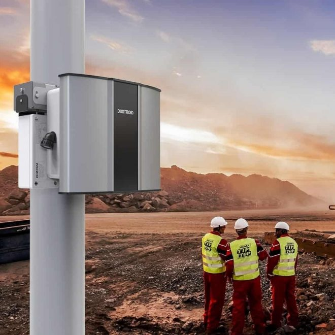 Mines-Ambient-Dust-Monitor-Oizom-Dustroid-Lite