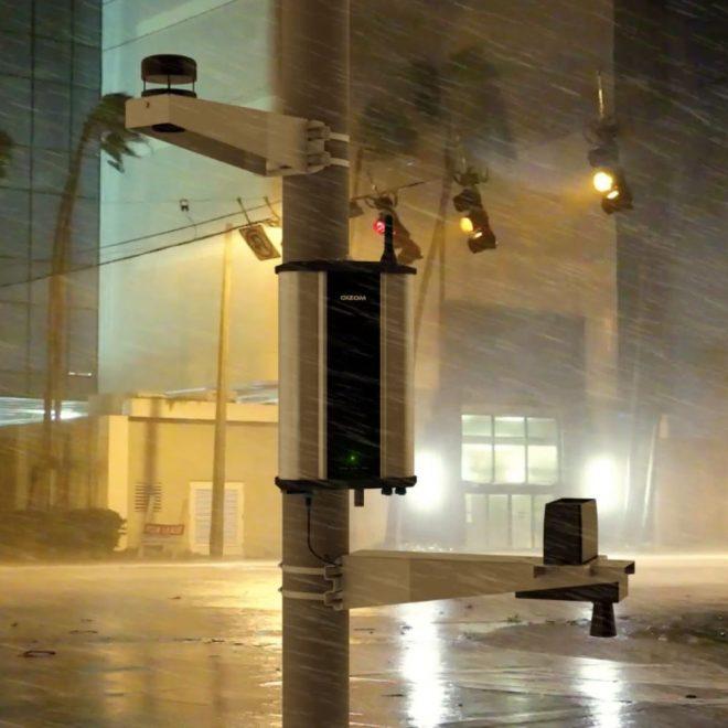 RainStorm-Monitoring-With-Automatic-Weather-Station-Oizom-Weathercom-Smart