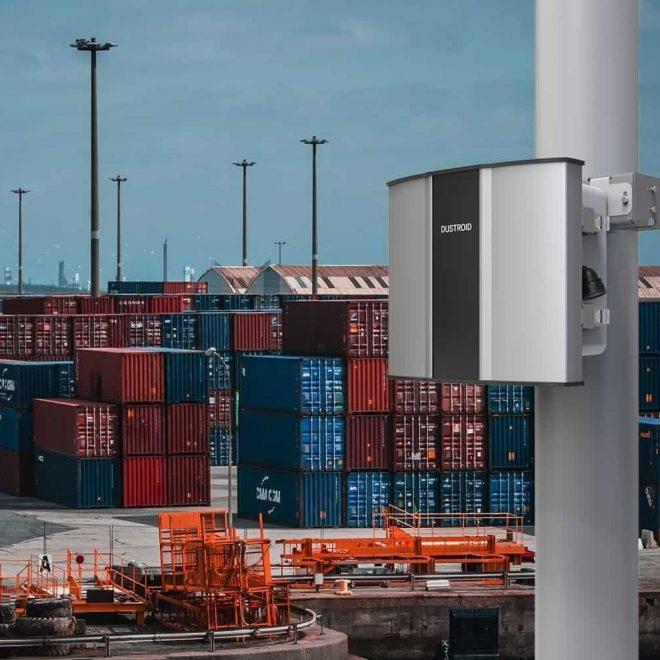 Sea-Port-Ambient-Dust-Monitor-Oizom-Dustroid-Lite