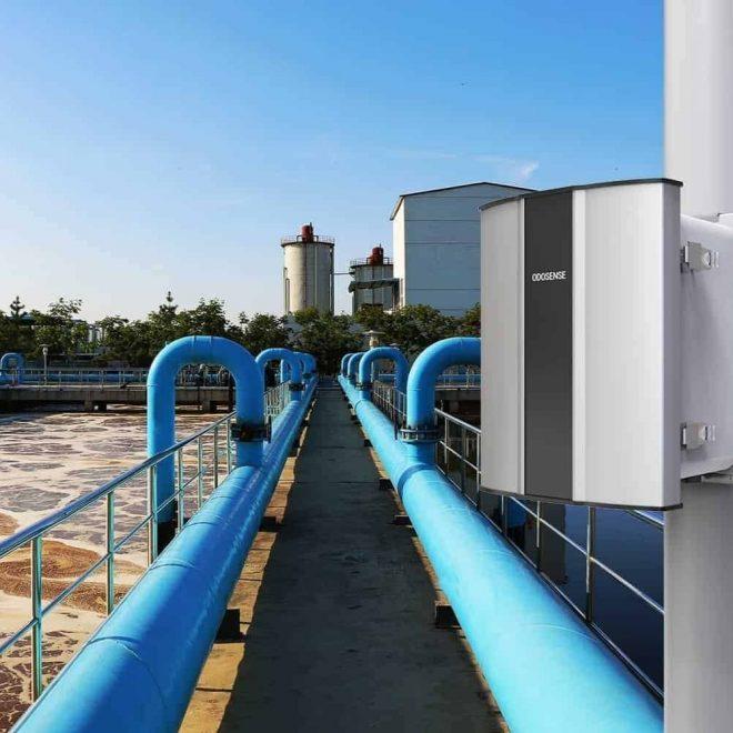 WWTP-Waste-Water-Treatment-Plan-Ambient-Odor-Analyzer-Oizom-Odosense-Lite