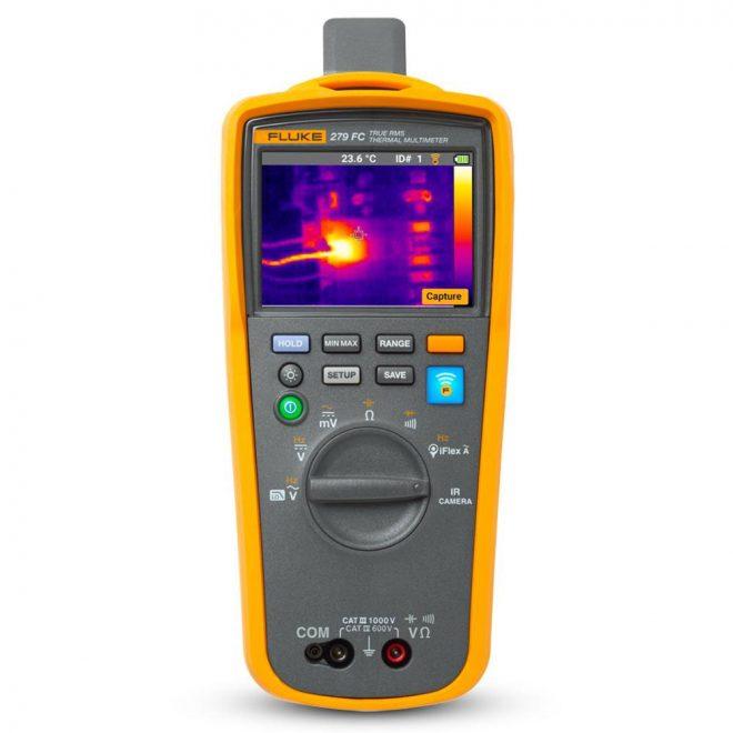 Fluke 279 FC True-rms Thermal Multimeter