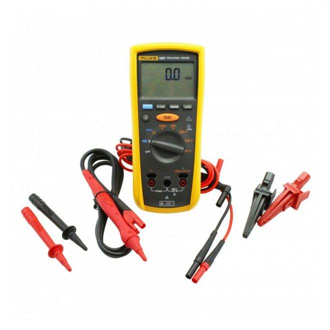 Fluke 1507 Insulation Resistance Tester | Instrukart Holdings