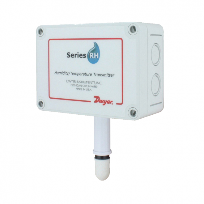 Dwyer OSA RHP-3S11 RHP Humidity/Temperature Transmitter