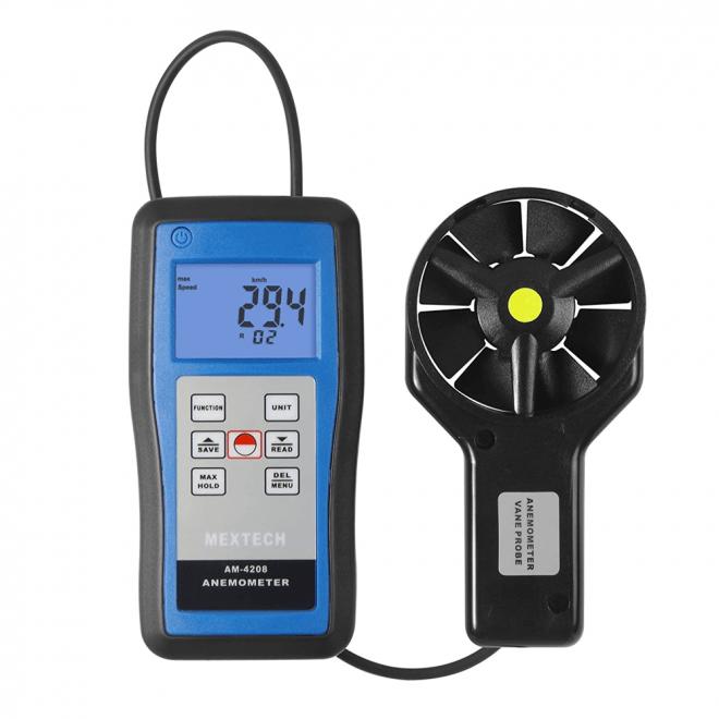 Mextech AM-4208 Anemometer