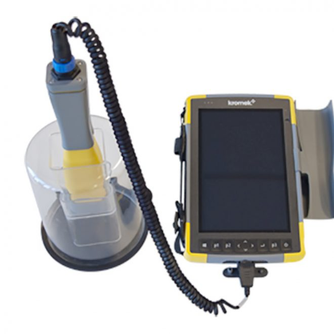RayMon10TM A powerful and rugged handheld CZT detector for dose and high-resolution isotope ID
