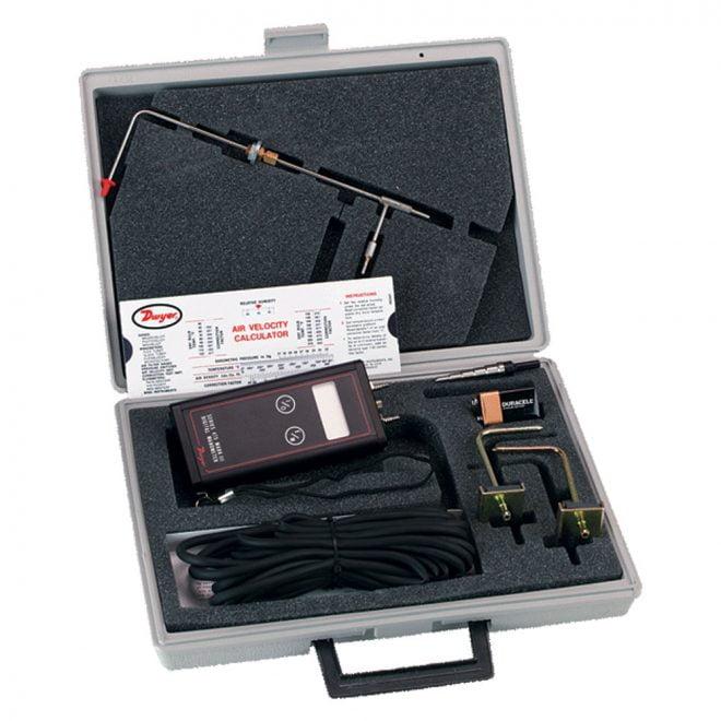 Dwyer 475-1-FM-AV Air Velocity Kit