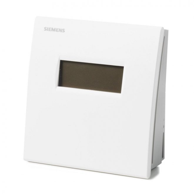 Siemens-QFA-2060-Humidity-Room-Sensor