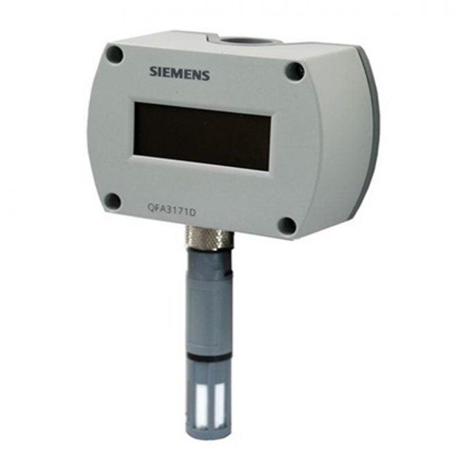 Siemens-QFA3160D-Humidity-Sensor
