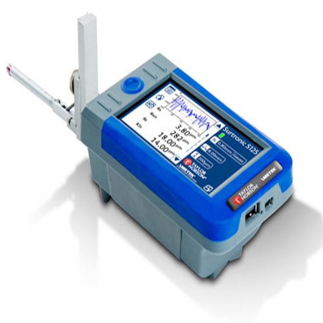 Taylor-Hobson-Surtronic-S-116-Surface-Roughness-Tester