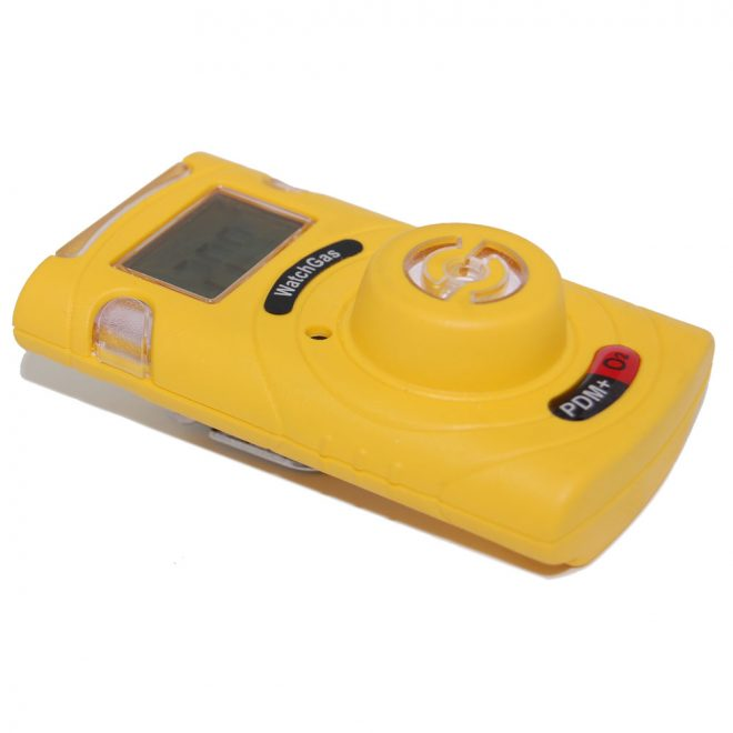 WatchGas PDM+ Sustainable O2 Single Gas Detector