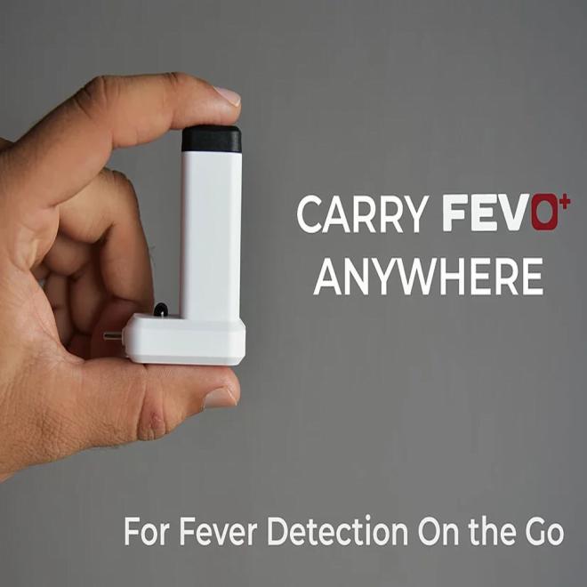 Oizom FEVO+Temperature Monitor