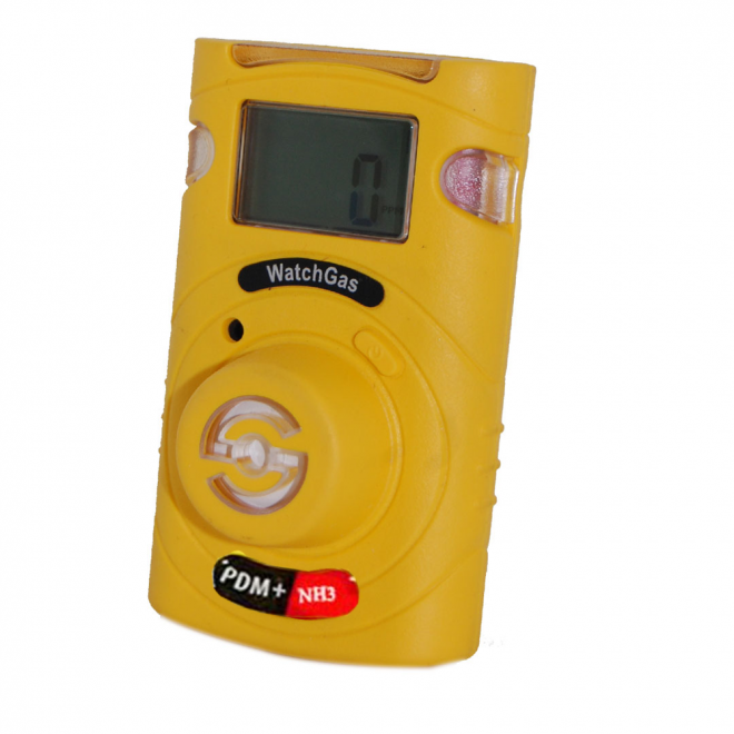 WatchGas PDM+ Sustainable NH3 Single Gas Detector