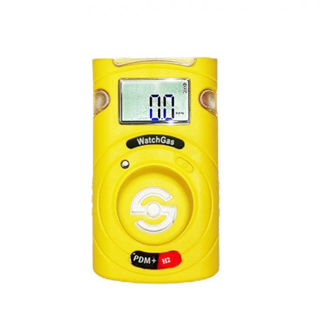 WatchGas PDM+ Sustainable H2 Single-Gas Detector
