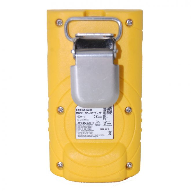 WatchGas PDM+ Sustainable SO₂ Single-Gas Detector