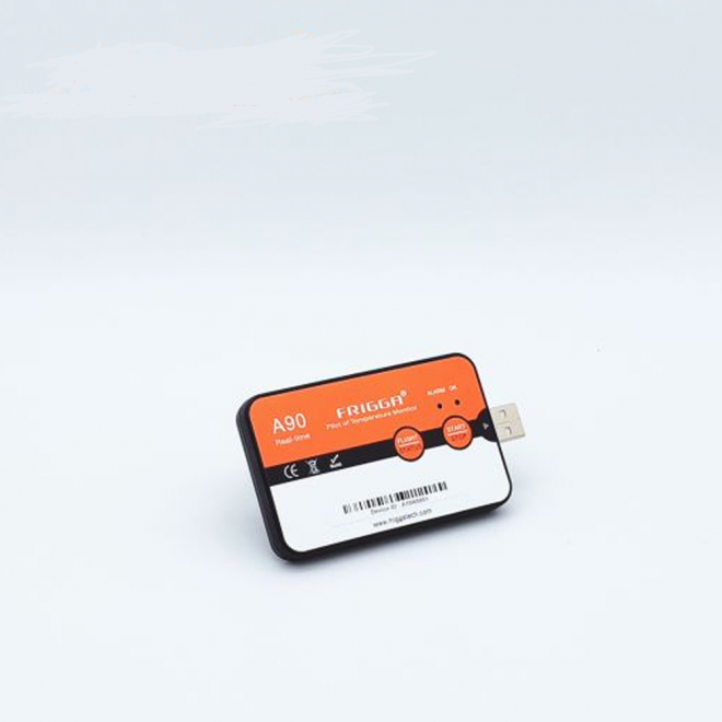 Frigga® A90 Real-Time GSM Location and Temperature Data Logger