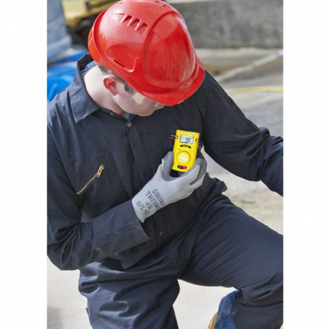 WatchGas PDM+ Sustainable O2 Single-Gas Detector