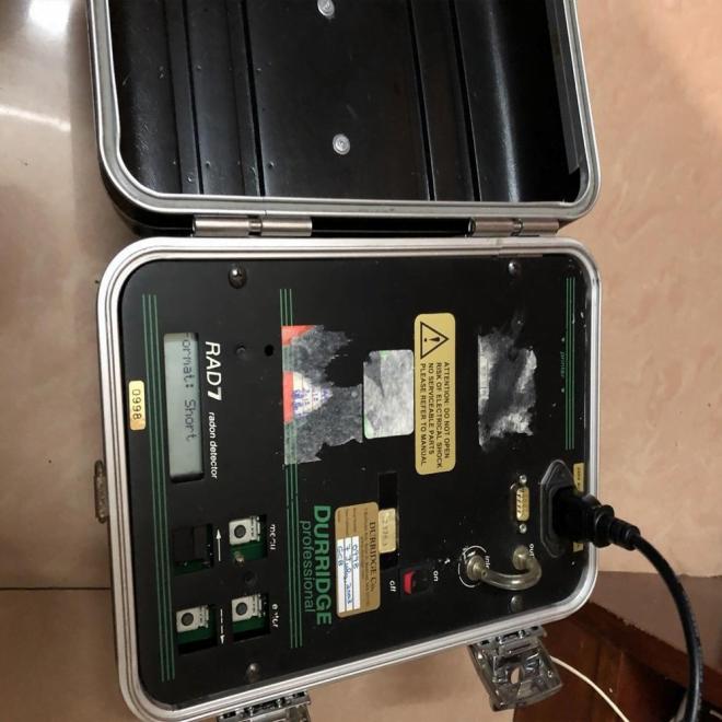 Durridge RAD7 Radon Detector