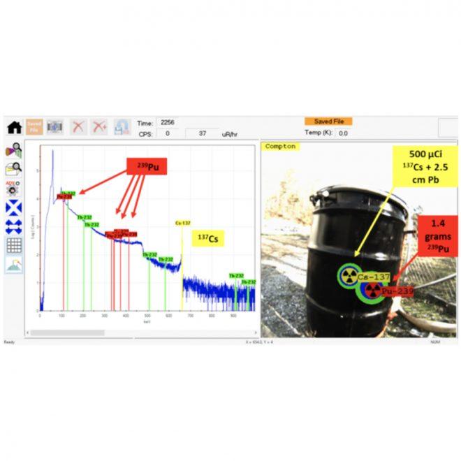 PHDS Fulcrum HPGe Detector