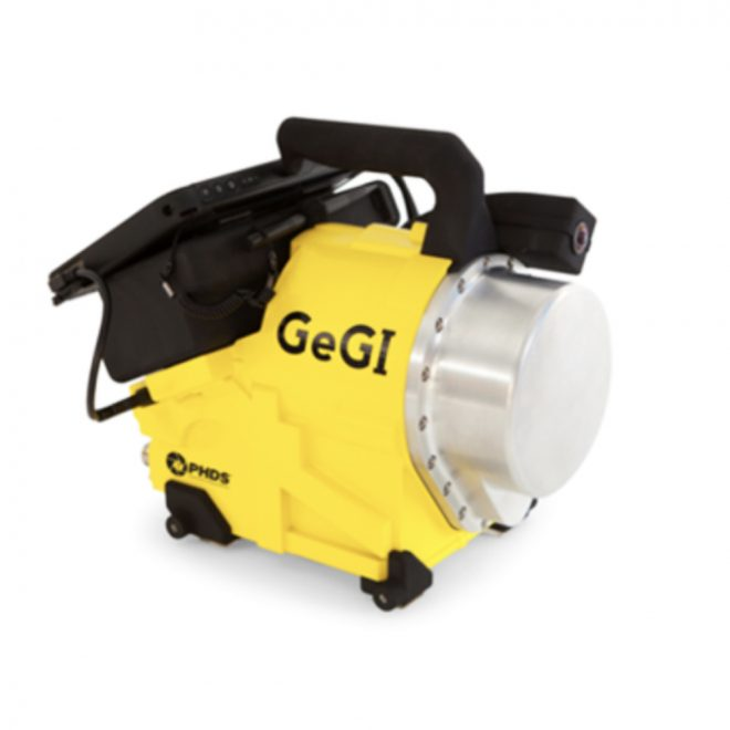 PHDS GeGI Gamma-Ray Detector