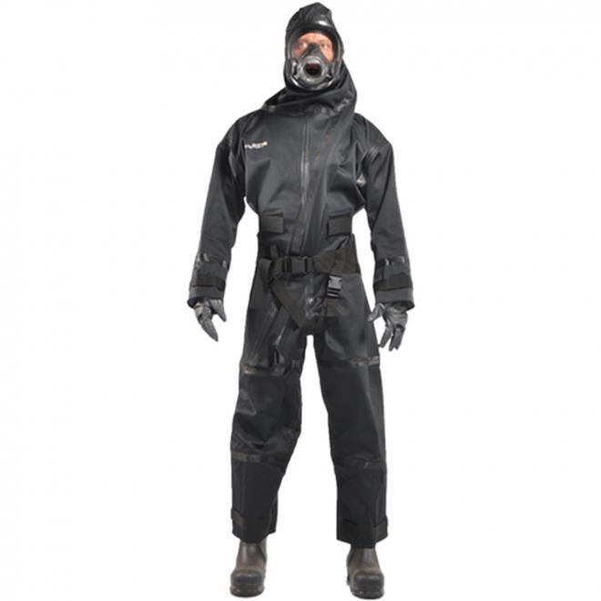 Anti radiation CBRN Suit